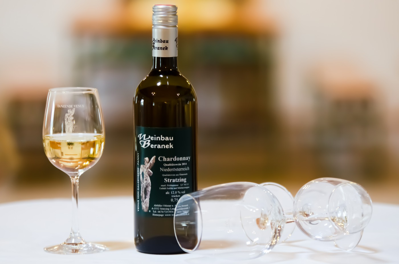 Chardonnay 2014 - Weinbau Beranek