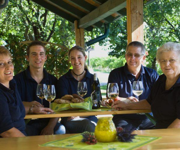 Familie Heuriger - Weinbau Beranek