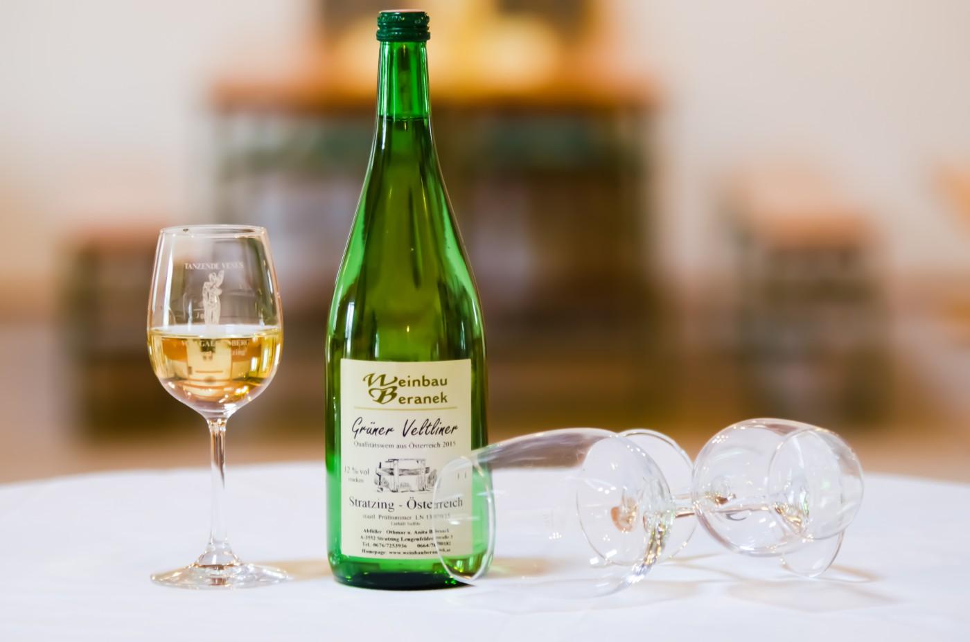 Gruener Veltliner 2015 - Weinbau Beranek